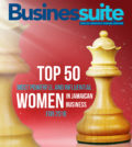 Businessuite Top 50 Business Women Cover 2016
