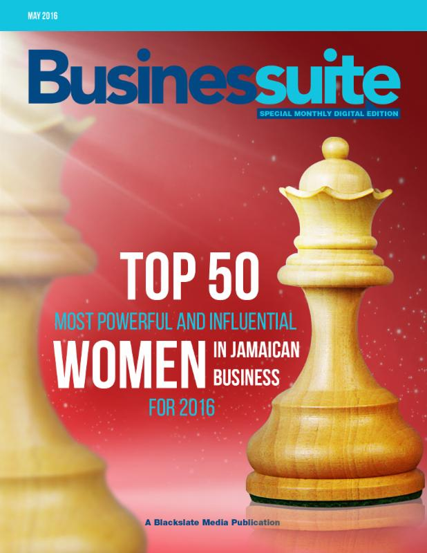 Businessuite Power 50 Women in Jamaican Business for 2018