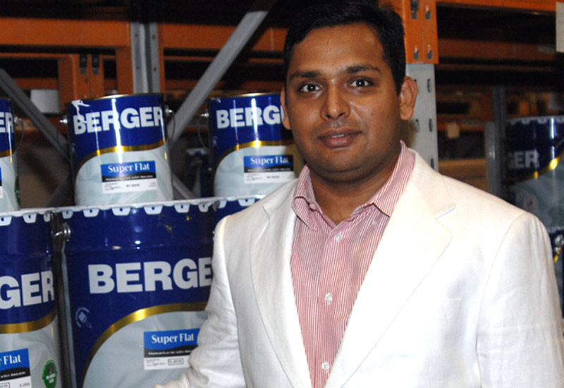 Berger Paints Report Net Sales Up to J$2.36 billion 15%  over last year.