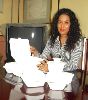2016 Businessuite Top Guyana CEO  Patricia Bacchus (Ms.)