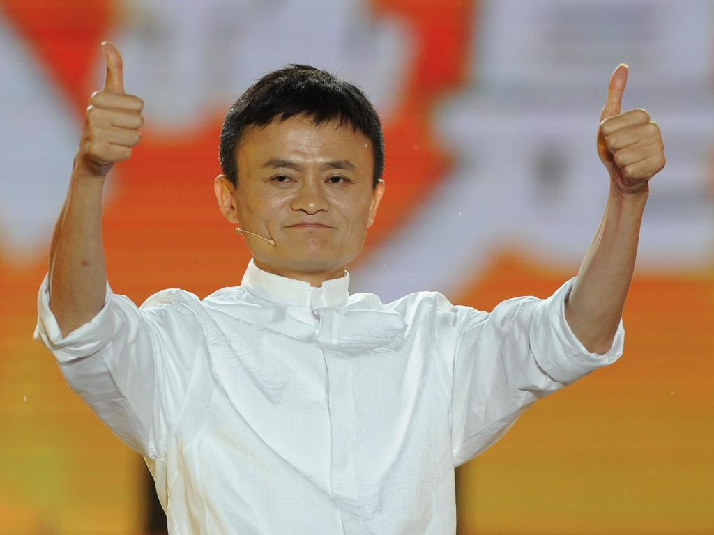 Jack Ma Alibaba May Soon Reclaim Title Of World's Most Valuable Online Retailer; A Position Now Held By The Jeff Bezos Controlled Amazon.