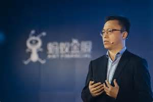 Eric Jing, Chief Executive Officer at Ant Financial,