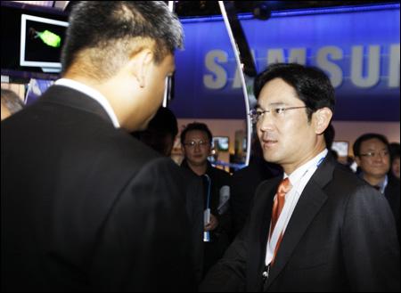 Lee Jae-yong Samsung,
