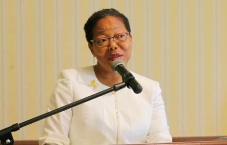 Caribbean Development Bank Recognises Trinidad and Tobago's Potential For Transformative Economic And Social Development. – Patricia McKenzie