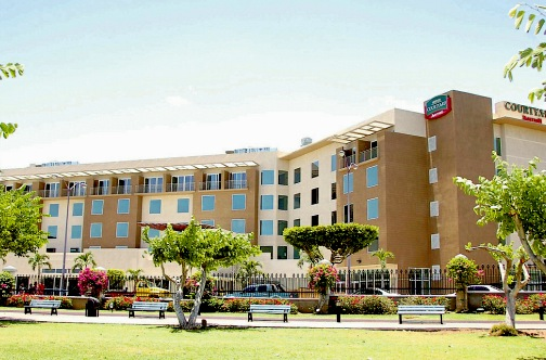 Marriott Courtyard Hotel New Kingston Performed Well In 2016, Generates  $27M For Panjam