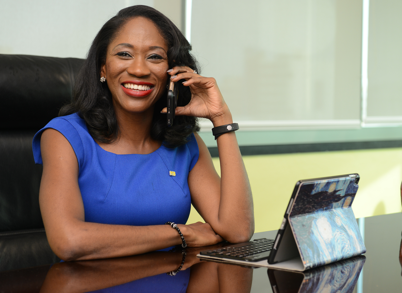 Nadeen Matthews, Chief Digital and Marketing Officer, NCB Group2