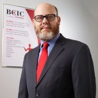 Peter Levy, BCIC's managing director