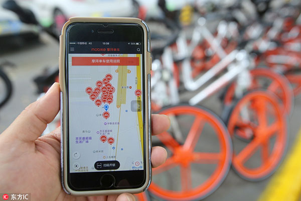 "Will Caribbean Entrepreneurs Take On Bike-Sharing Service Mobike, the ""Uber of bikes""?"