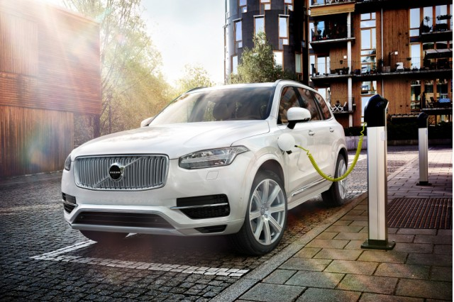 Volvo Commits To An All Electric And Hybrid Future
