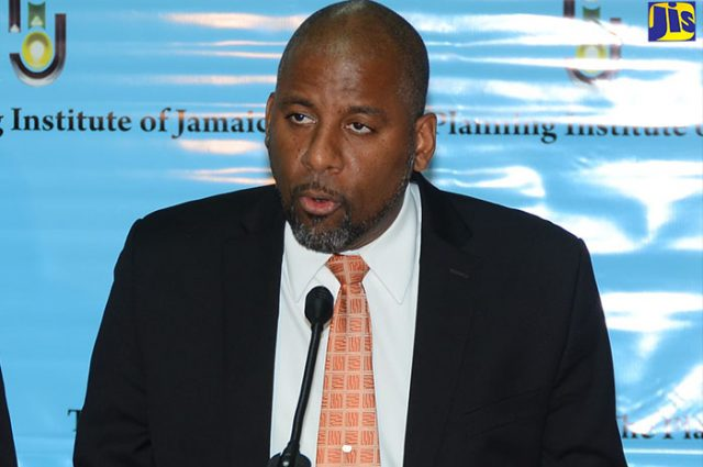 Wayne Henry Dr. Director General