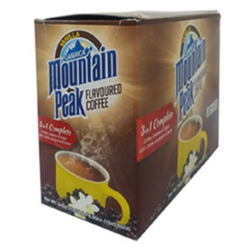 Salada Foods Engages Younger Demographic With Jamaica Mountain Peak Flovoured Coffees
