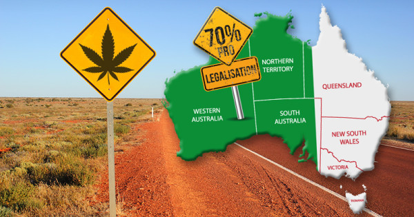 Australia Marks Canberra Cannabis For Export