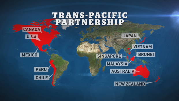 Britain Wants In On Trans-Pacific Partnership To Kick-Start Exports After Brexit.