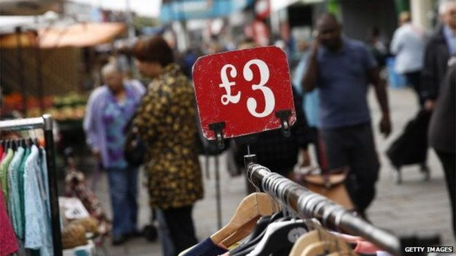 Retail Sales In The U.K. Barely Grew In January