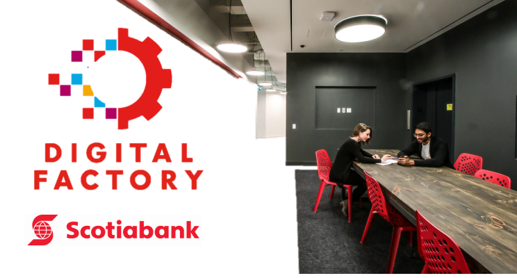 Scotia Bank Digital Factories