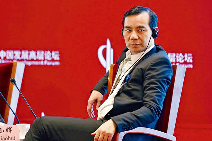 Wu Xiaohui, Anbang Chairman