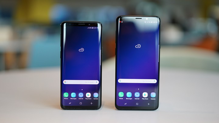 Galaxy S9 and Galaxy S9+