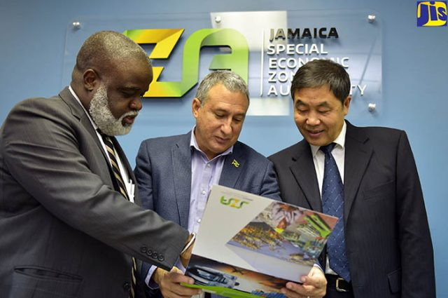 Since Its Establishment JSEZA Has On The Ground US$500M In Investments And 5,000 Jobs.