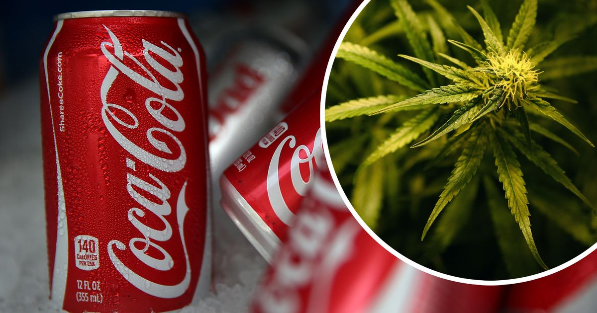 Coca-Cola Cannabis