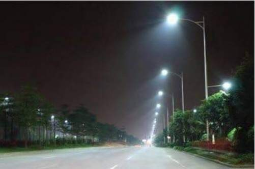 JPS Street lighs