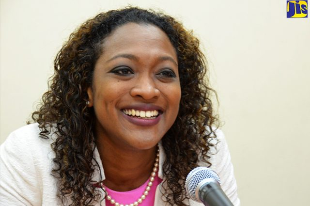 Renée Robinson The Jamaica Film Commission Film Commissioner