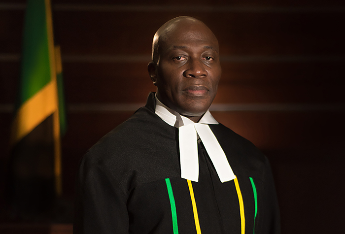 My Vision Is For Our Judiciary To Be The Best In The Caribbean Region And Among The Best In The World