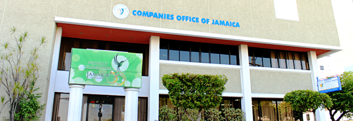 Companies Office Of Jamaica's Online Platform, Electronic Business Registration Form, Expanding To Offer Registration Of Companies From Anywhere In The World