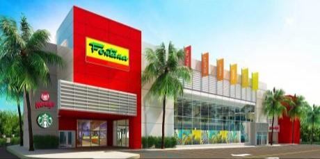 fontana building px