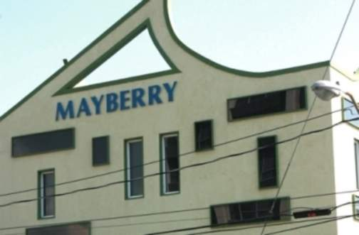 mayberry building