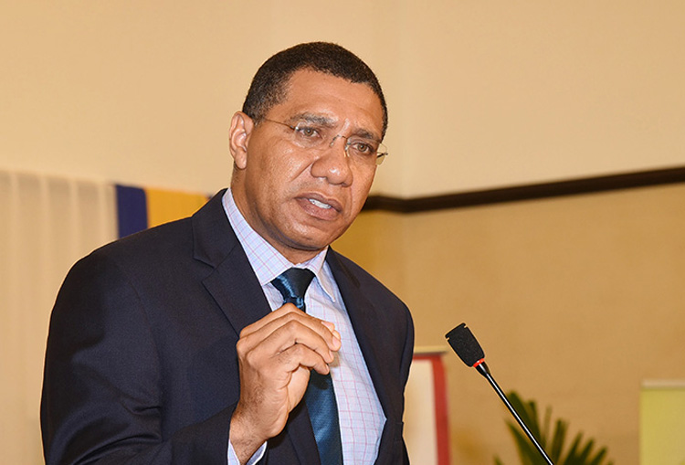 Jamaica Best Choice For Business – PM Tells Investors