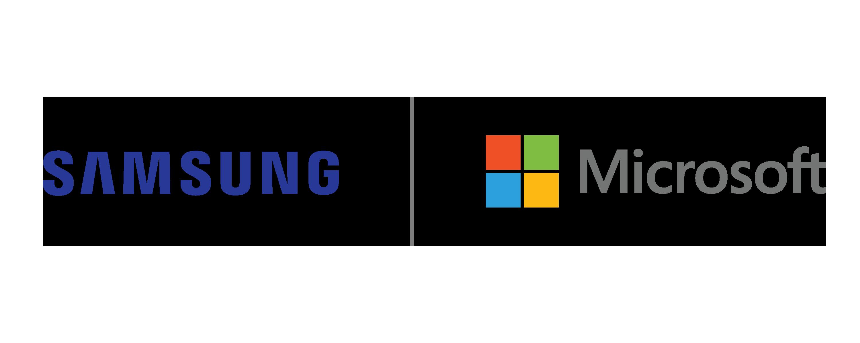 SamsungMicrosoft photo