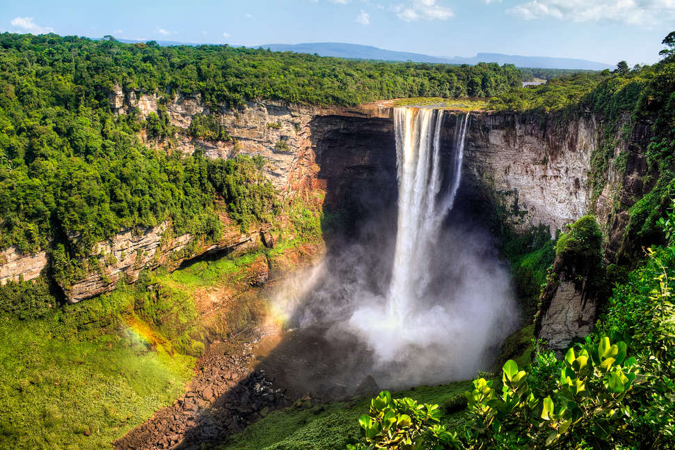 Guyana Water Fall