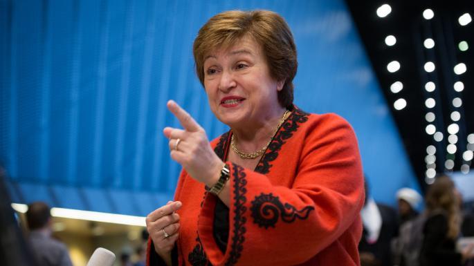 Kristalina Georgieva IMF Managing Director
