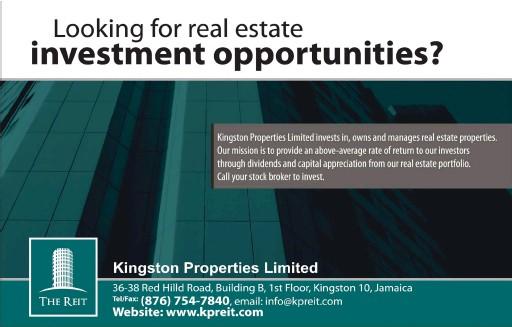 kingston properties