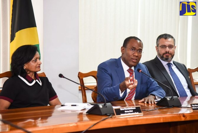 IMF Commits Continued Support For Jamaica's Economic Reform Programme