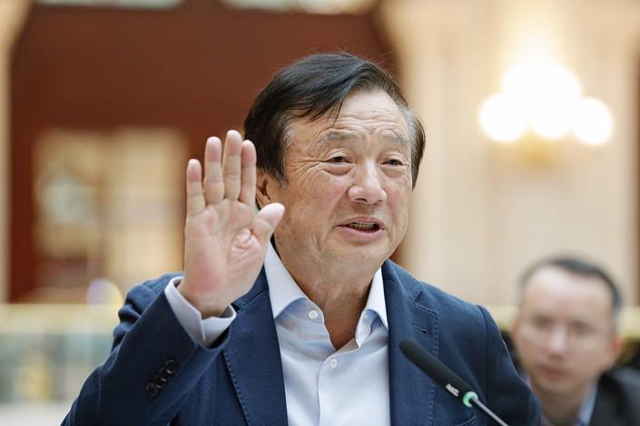 Ren Zhengfei Huawei founder